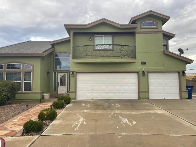 3524 Tierra Lorena Drive, El Paso, TX 79938 (MLS #852434) :: Summus Realty