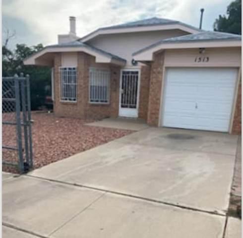1513 Sierra De Oro Drive, El Paso, TX 79936 (MLS #852436) :: The Purple House Real Estate Group