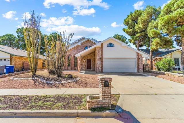 1671 Donna Caponi Lane, El Paso, TX 79936 (MLS #852440) :: Summus Realty