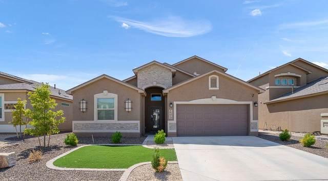 12612 Katherine Brennand Road, El Paso, TX 79928 (MLS #852444) :: Red Yucca Group