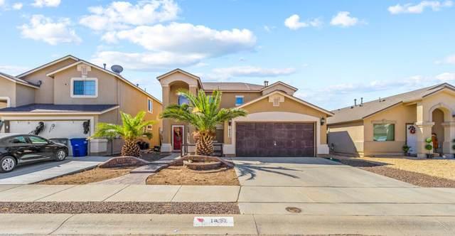 14260 Bluesky Point Court, El Paso, TX 79938 (MLS #852449) :: Summus Realty