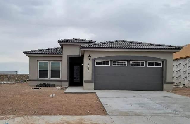 13631 Hazlewood Street, El Paso, TX 79928 (MLS #852451) :: Summus Realty