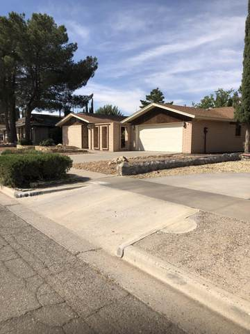 1741 Dale Douglas Drive #1, El Paso, TX 79936 (MLS #852454) :: Summus Realty