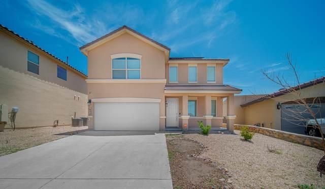 610 Darlington Drive, El Paso, TX 79928 (MLS #852455) :: Summus Realty