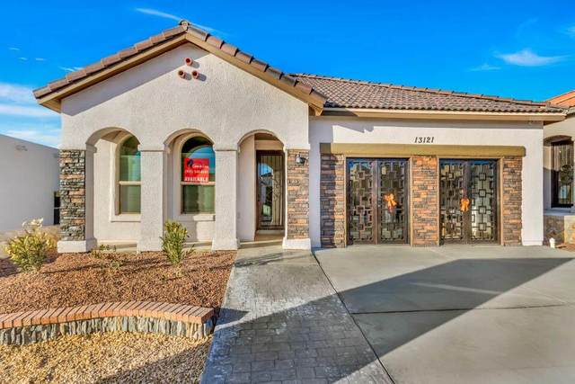 12886 Woolstone Drive, El Paso, TX 79928 (MLS #852456) :: Summus Realty