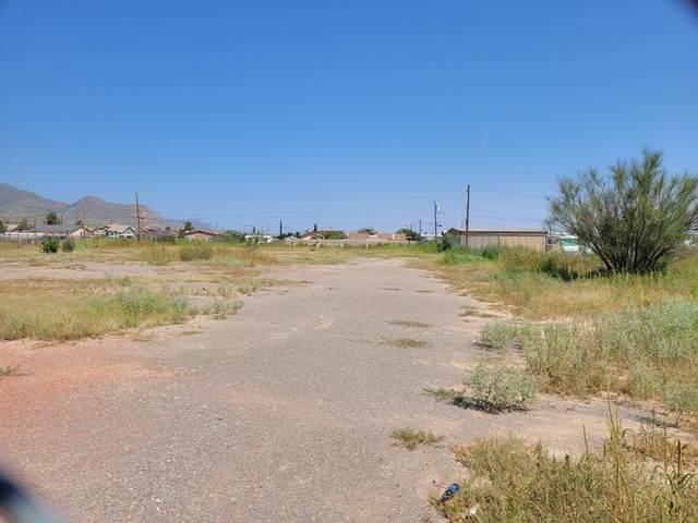 4725 Vulcan Avenue, El Paso, TX 79902 (MLS #852461) :: Jackie Stevens Real Estate Group