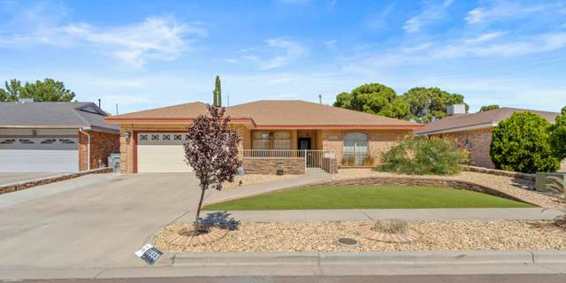 11933 Pueblo Amable Drive, El Paso, TX 79936 (MLS #852463) :: The Matt Rice Group