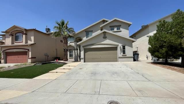3537 Tierra Bahia Drive, El Paso, TX 79938 (MLS #852466) :: Summus Realty