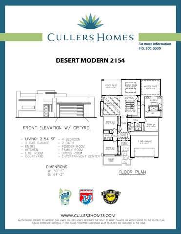 721 Birmingham Place, El Paso, TX 79928 (MLS #852472) :: Jackie Stevens Real Estate Group
