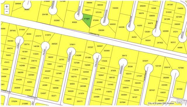 000 Tbd, Horizon City, TX 79928 (MLS #852486) :: Jackie Stevens Real Estate Group