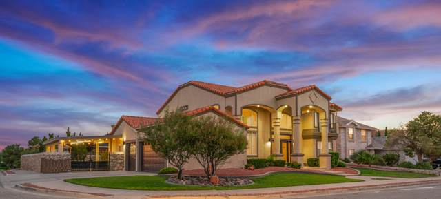 12224 Chisholm Pass Drive, El Paso, TX 79936 (MLS #852495) :: The Purple House Real Estate Group