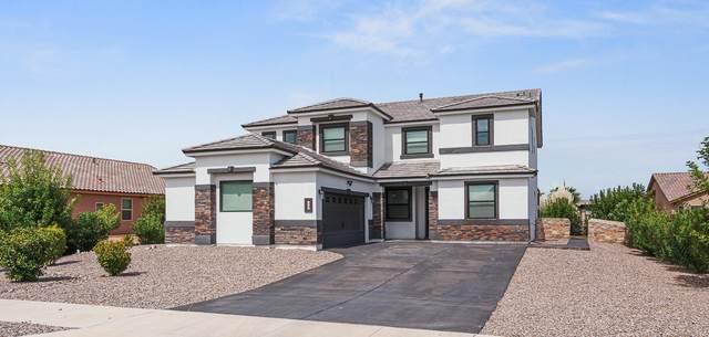 517 Valley Plum Drive, El Paso, TX 79932 (MLS #852505) :: Jackie Stevens Real Estate Group