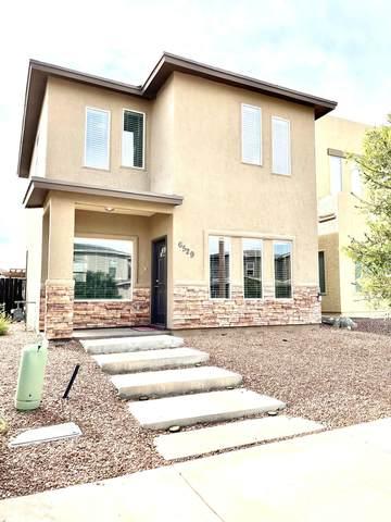 6529 Hoop Street, El Paso, TX 79932 (MLS #852507) :: Jackie Stevens Real Estate Group