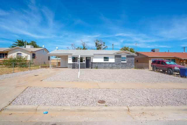 4909 Crenshaw Drive, El Paso, TX 79924 (MLS #852510) :: Jackie Stevens Real Estate Group