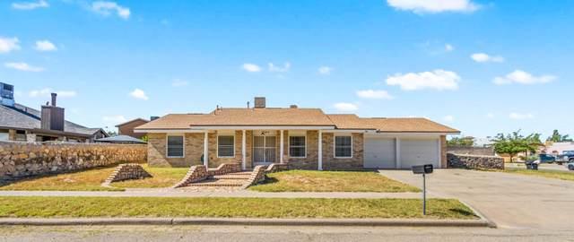 1585 Loana Drive, Horizon City, TX 79928 (MLS #852517) :: The Purple House Real Estate Group