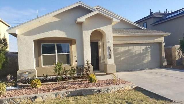 13109 Lost Willow, El Paso, TX 79938 (MLS #852518) :: Jackie Stevens Real Estate Group