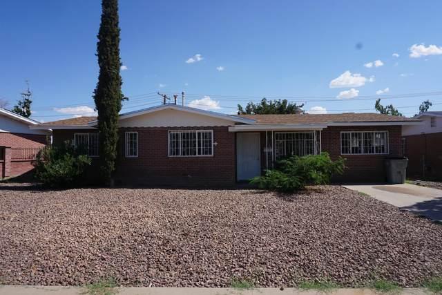 5708 Lexington Drive, El Paso, TX 79924 (MLS #852545) :: The Purple House Real Estate Group