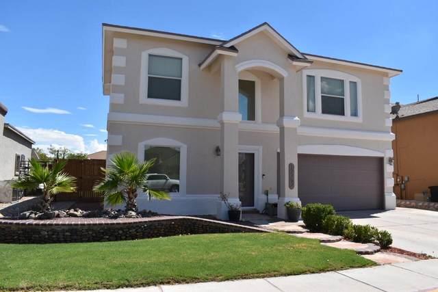 12252 Holy Springs, El Paso, TX 79928 (MLS #852562) :: Mario Ayala Real Estate Group