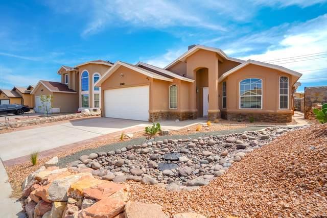 5364 Isaias Avalos Lane, El Paso, TX 79934 (MLS #852566) :: Jackie Stevens Real Estate Group