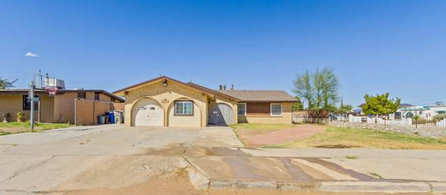 2917 Penwood Drive, El Paso, TX 79935 (MLS #852569) :: Jackie Stevens Real Estate Group