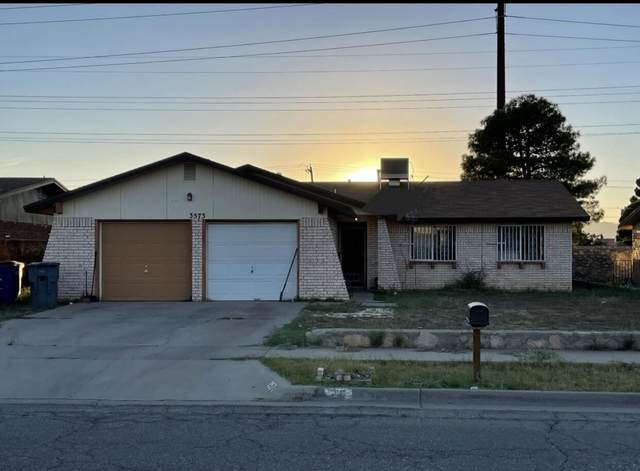3573 Red Sails Drive, El Paso, TX 79936 (MLS #852570) :: Jackie Stevens Real Estate Group