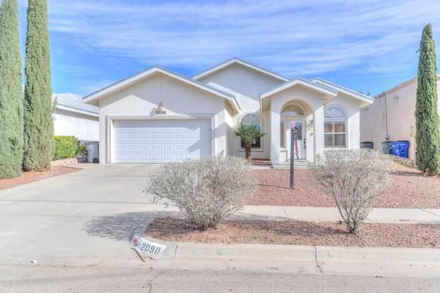 2090 Crystal Ridge Street, El Paso, TX 79938 (MLS #852575) :: The Purple House Real Estate Group