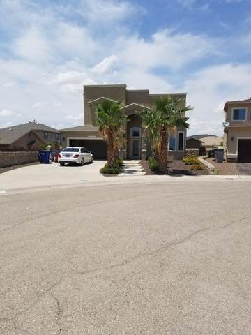 12957 Pleasant Manor Court, El Paso, TX 79938 (MLS #852583) :: The Purple House Real Estate Group
