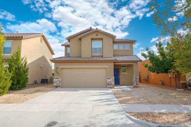 13514 Bradford Street, Horizon City, TX 79928 (MLS #852612) :: Mario Ayala Real Estate Group