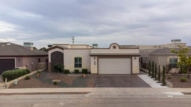 14024 Rainbow Point Drive, El Paso, TX 79938 (MLS #852620) :: Jackie Stevens Real Estate Group