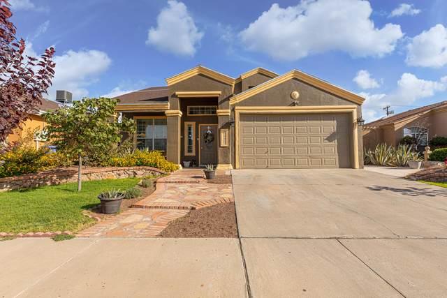 12353 Tierra Arroyo Drive, El Paso, TX 79938 (MLS #852627) :: The Purple House Real Estate Group