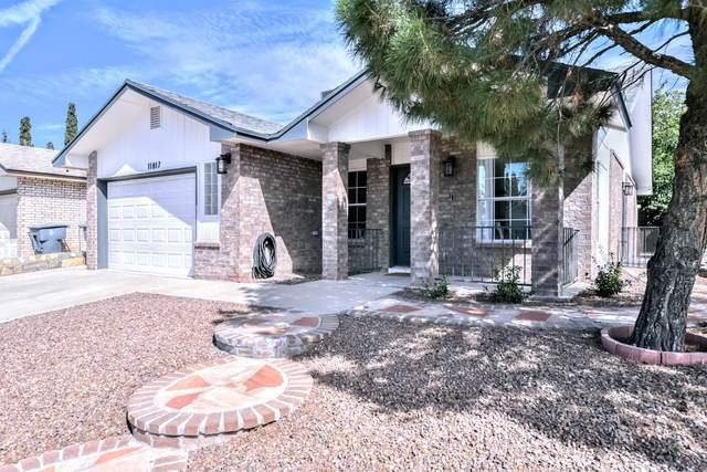 11817 Charter Park Avenue, El Paso, TX 79936 (MLS #852629) :: Jackie Stevens Real Estate Group