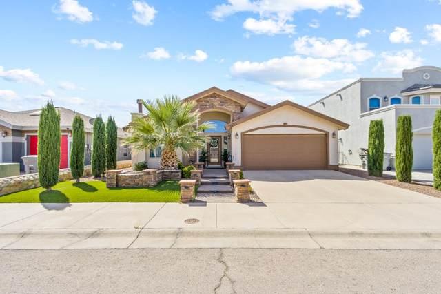 12632 Paseo Rae Avenue, El Paso, TX 79928 (MLS #852632) :: The Purple House Real Estate Group