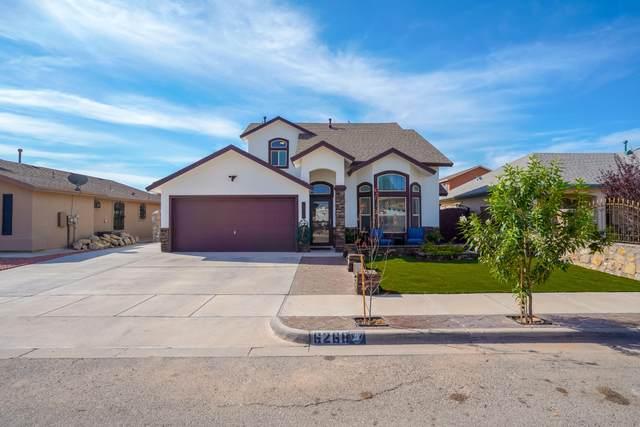 6268 Paloma Drive, El Paso, TX 79924 (MLS #852633) :: Jackie Stevens Real Estate Group