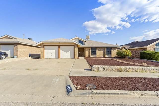 4553 Gen Maloney Circle, El Paso, TX 79924 (MLS #852635) :: The Purple House Real Estate Group
