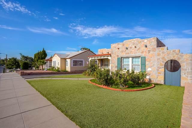 3515 N. Stanton Street, El Paso, TX 79902 (MLS #852644) :: The Purple House Real Estate Group