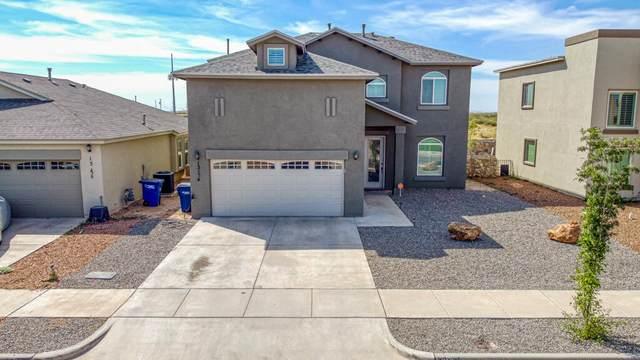 13154 Cozy Cove Avenue, El Paso, TX 79938 (MLS #852645) :: Jackie Stevens Real Estate Group