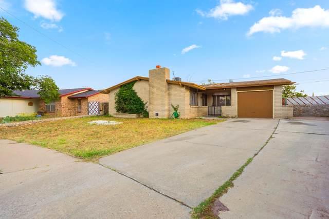 10131 Kirwood Street, El Paso, TX 79924 (MLS #852656) :: Jackie Stevens Real Estate Group