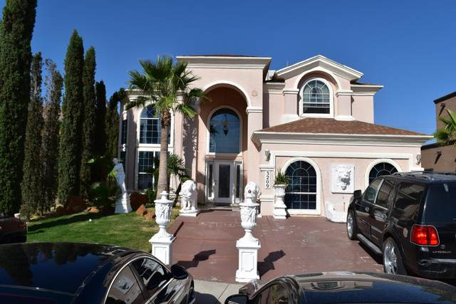 3209 Tierra Ave Place, El Paso, TX 79938 (MLS #852660) :: Jackie Stevens Real Estate Group