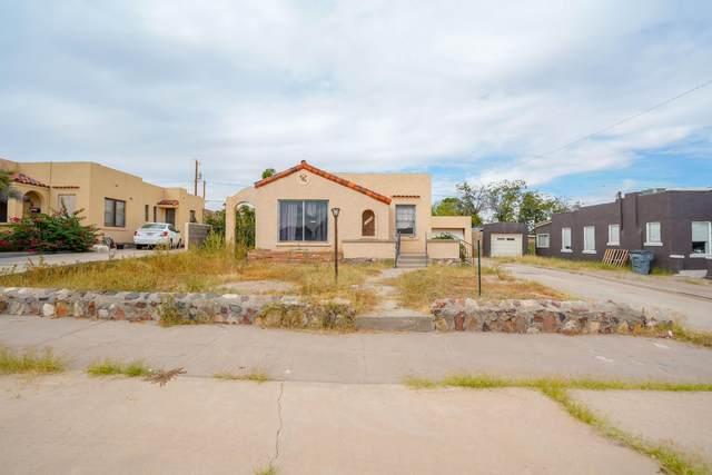 3415 Morehead Avenue, El Paso, TX 79930 (MLS #852663) :: Jackie Stevens Real Estate Group
