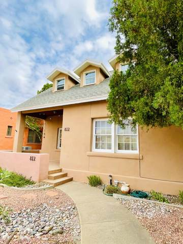 812 Mississippi Avenue, El Paso, TX 79902 (MLS #852664) :: The Purple House Real Estate Group