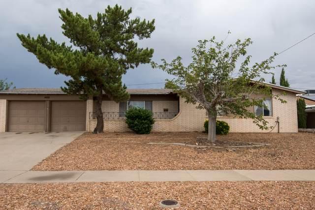 4601 Rolling Stone Avenue, El Paso, TX 79924 (MLS #852666) :: Jackie Stevens Real Estate Group