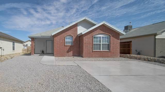 12233 Tierra Canada Drive, El Paso, TX 79938 (MLS #852671) :: Jackie Stevens Real Estate Group