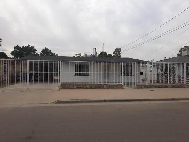 9370 Carranza Drive, El Paso, TX 79907 (MLS #852672) :: Jackie Stevens Real Estate Group