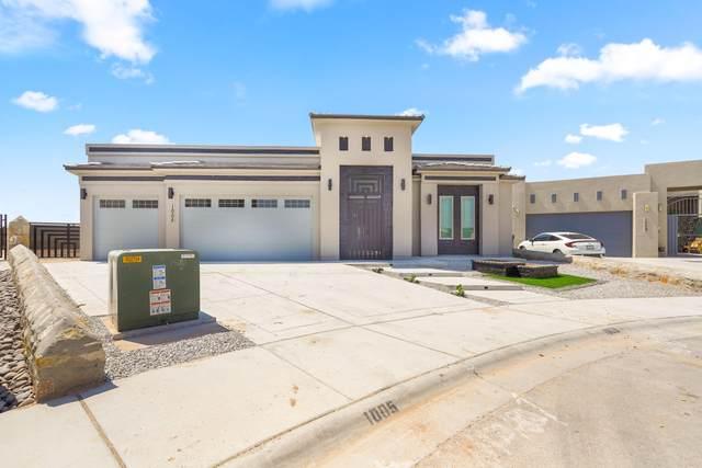 14621 Tierra Dock, El Paso, TX 79938 (MLS #852673) :: Jackie Stevens Real Estate Group
