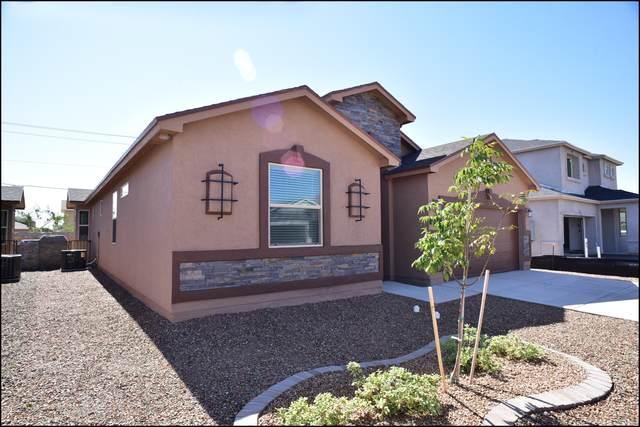 5440 Limestone Drive, El Paso, TX 79934 (MLS #852674) :: Jackie Stevens Real Estate Group