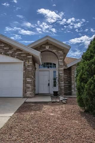 6908 Canyon View Lane, El Paso, TX 79912 (MLS #852675) :: Jackie Stevens Real Estate Group