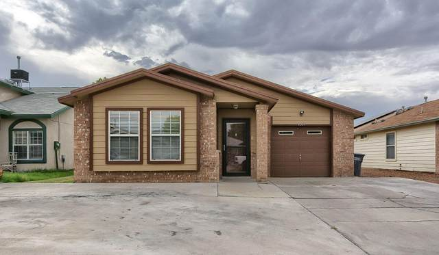 6221 Rose Colleng Place, El Paso, TX 79932 (MLS #852676) :: Jackie Stevens Real Estate Group