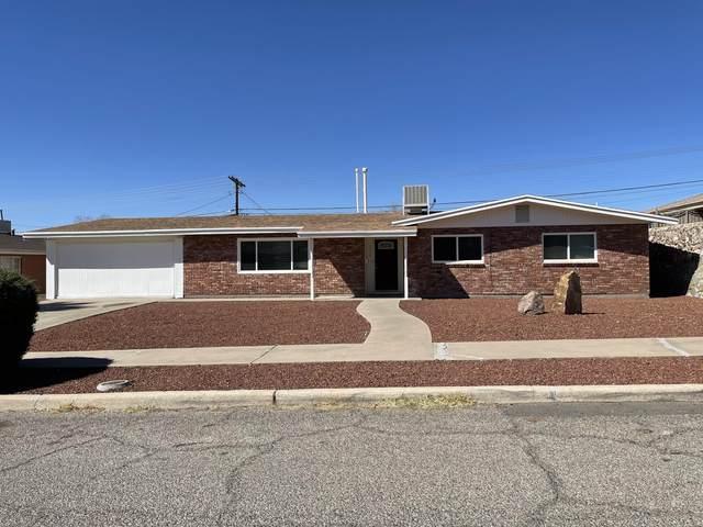 220 Granada Avenue, El Paso, TX 79912 (MLS #852678) :: Jackie Stevens Real Estate Group