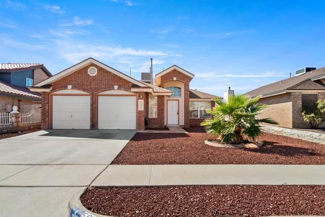 5692 Schwarzkopf Drive, El Paso, TX 79934 (MLS #852679) :: Jackie Stevens Real Estate Group