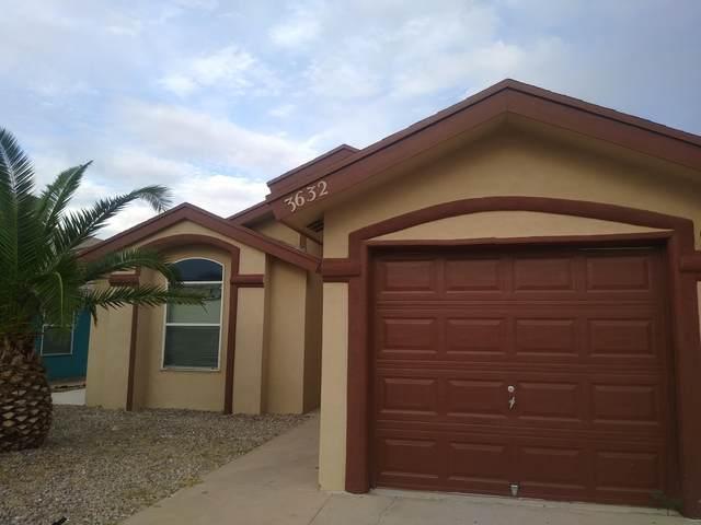 3632 Dominican Street, El Paso, TX 79936 (MLS #852680) :: Jackie Stevens Real Estate Group